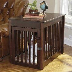 Wooden Dog Crate / Medium, Medium by Orvis, $375