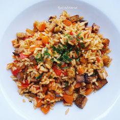 Julias Gemüsegarten – Vegane Rezeptideen Ratatouille, Ethnic Recipes, Food, Vegane Rezepte, Essen, Meals, Yemek, Eten