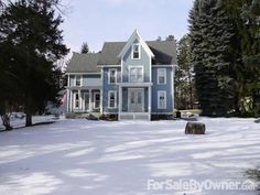 Historic home on large secluded lot, close to town.