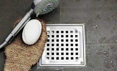 Pulire le superfici della doccia con prodotti naturali