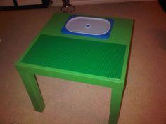 IKEA Hackers: Lack LEGO table