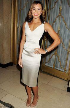 Jessica Ennis -  Harper's Bazaar Women of the Year Awards