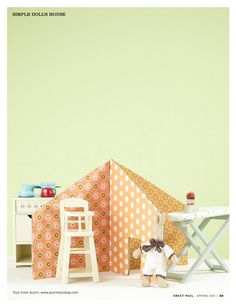dolls house - make your own