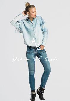 Koop de nieuwste Maison Scotch dameskleding in onze webshop.