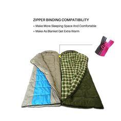 3 Seasons Sleeping Bag Blue P Series