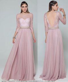 Vestidos de festa da Cosh ( para as princesas modernas) - Madrinhas de casamento