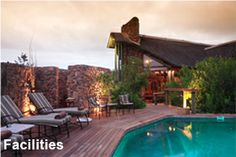 Botlierskop offers luxury safari lodges, villas and game drives. Located on a Private Game Reserve within the scenic Garden Route South Africa. Private Games, Game Reserve, Lodges, Places Ive Been, Safari, Villa, Luxury, Outdoor Decor, Travel