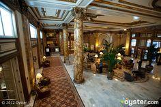 The Fairmont, Lobby, San Francisco