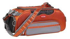 Orange Large Argo Aero Pet Airline Approved Pet Carrier
