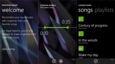 Nokia Ringtone Maker appliation update Lumia WP8 smartphones - v1.2.9.2   An update is available for the Nokia Ringtone Maker Lumia WP8 smartphones - v1.2.9.2. The new version includes some fixes.
