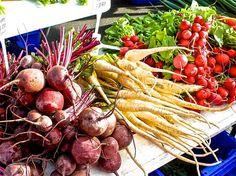 Saturday Harvest Market, Launceston Held in the... | Behind The Scenery