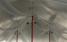 Custom Ceiling Drapes