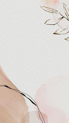 Look Wallpaper, Flower Background Wallpaper, Pastel Background, Graphic Wallpaper, Cute Patterns Wallpaper, Aesthetic Pastel Wallpaper, Aesthetic Wallpapers, Watercolor Wallpaper Iphone, Wallpaper Iphone Cute