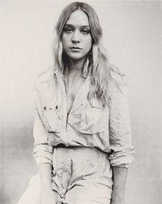 Chloe Sevigny. Beautiful.