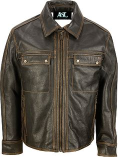 The Short Jacket by ASL - Motorcycle Jacket