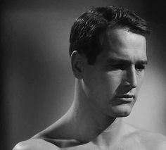 Paul Newman in 1959's The Young Philadelphians.