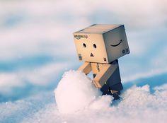 Cute robot :)