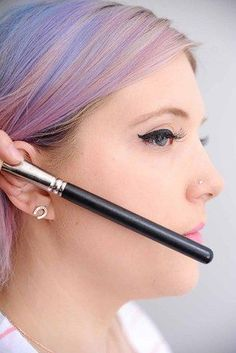 Step by step: How to highlight + contour (scheduled via http://www.tailwindapp.com?utm_source=pinterest&utm_medium=twpin&utm_content=post1136695&utm_campaign=scheduler_attribution)