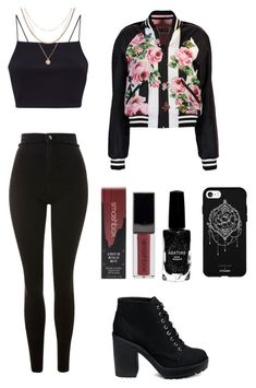 Designer Clothes, Shoes & Bags for Women Bad Girl Outfits, Cute Teen Outfits, Teenage Girl Outfits, Girls Fashion Clothes, Teen Fashion Outfits, Teenager Outfits, Edgy Outfits, Mode Outfits, Retro Outfits