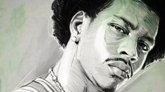 Allen Iverson 'Hold My Own' Sketch