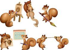 Portfolio Squirrels