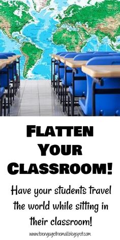 I took my students to South Africa and we never left the classroom: How to make global connections! Flatten Your Classroom: Virtual Field Trips Geography Classroom, Teaching Geography, World Geography, History Classroom, History Education, Teaching History, Geography Lesson Plans, Geography Activities, Biology Classroom