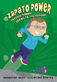 Freddie Ramos zooms to the rescue. For middle grade readers.