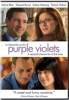 Purple Violets - the soundtrack, the city and the house...