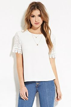 Tops - Forever 21 EU English