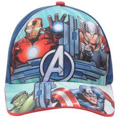 Boys Marvel Avengers Cap