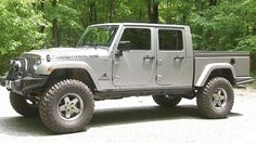 Awesome. JEEP Pickup; American Expedition Vehicles Brute Double Cab | Fox News