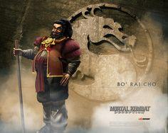 Mortal Kombat Bo' Rai Cho by prophetoftruth7.deviantart.com on @DeviantArt