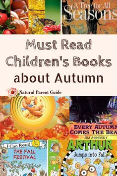 Must read books this fall Books for Kids about Autumn | fall kids books | best picture books | Autumn books | homeschooling