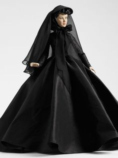 Mrs. Charles Hamilton - Gone With The Wind Collection - Tonner Doll Company