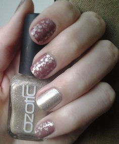 Beige glamour - Bourjois +  Any way Any where - Sephora + Ozotic 604