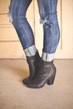 Dottie Couture Boutique - Black Bootie, $39.00 (http://www.dottiecouture.com/black-bootie/)