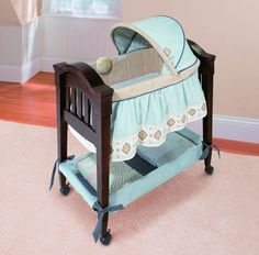 Bassinet, yes all i need is my boy in this lol