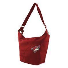 Phoenix Coyotes NHL Color Sheen Hobo (Dark Red)