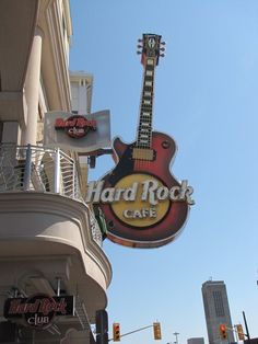 Hard Rock Cafe Niagara Falls Ontario