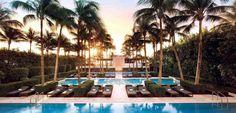 Estados Unidos - Miami Beach - The Setai Hotel