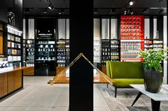Crème de la crème haute parfumerie by INBLUM architects, Vilnius – Lithuania » Retail Design Blog