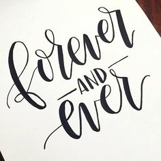 I have to admit that I am a brush lettering newbie. I have just started to learn and have been inspired by some phenomenal tutorials from brush lette
