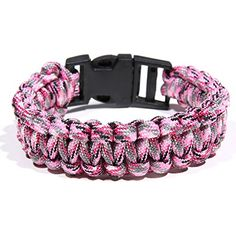 Survival Bracelet Boy Scout Summit Jambo Camp Paracord Rope Adult Size Brand New