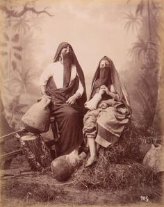 Egypt - Hippolyte Arnoux, 1885