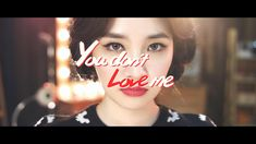 SPICA(스피카) - You Don't Love Me  Music Video. Amazing vocals once again by the talented ladies of Spica! Loving this concept with my entire soul!