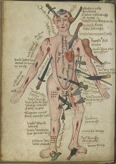 Our understanding of the human body has come a long way since the 1400s.