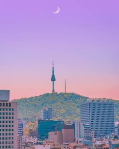 Catching sight of the Namsan Seoul Tower when I come back from an overseas trip never fails to put me at ease. It reminds me that I am back… Mãi mãi HQ South Korea Seoul, North Korea, Seoul Skyline, South Korea Photography, Korea Wallpaper, Hd Phone Wallpapers, School Photography, Travel Goals, Tumblr