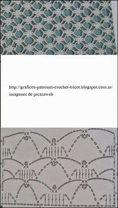 What a lovely crochet motif! Stitch Crochet, Crochet Diy, Crochet Motifs, Crochet Diagram, Crochet Stitches Patterns, Crochet Chart, Stitch Patterns, Knitting Patterns, Crochet Curtains