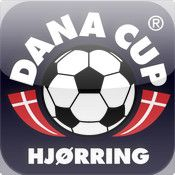App name: Dana Cup. Price: free. Category: . Updated:   Jun 29, 2011. Current Version:  1.0.1. Size: 4.70 MB. Language: . Seller: . Requirements: Compatible with iPhone, iPod touch, and iPad. Requires iOS 3.0 or later. Description: Get The Dana Cup Hjorring App!  Dana Cup App include a tool wh  ere participants can read news  , watch youtube clips, see the   program, find the nearest  lip;  .