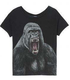 Gorilla tee from The Kooples